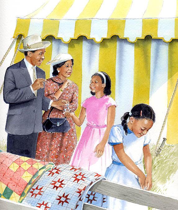 Family Painting - Jill The Pill by Denny Bond