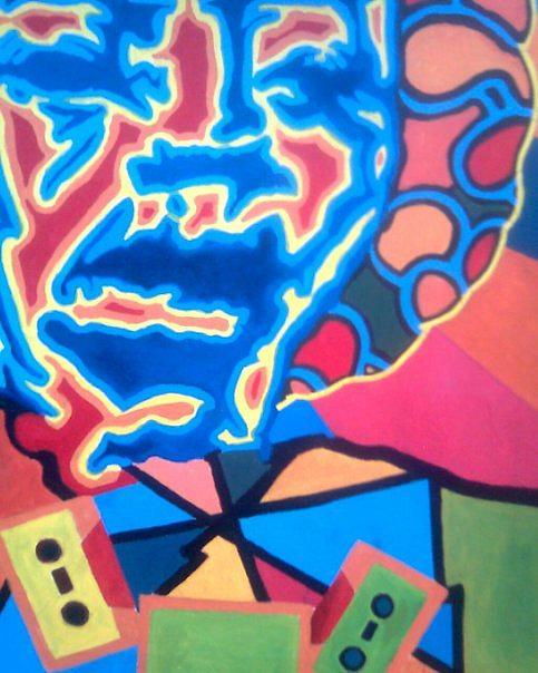 Jimi Hendrix Painting - Jimi Hendrix by Travis  Ko