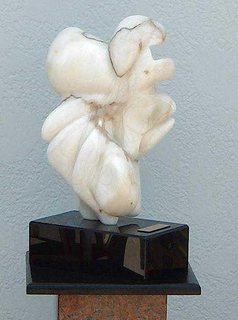 Sculpture Sculpture - Jo Casta by Richard W Beau Lieu