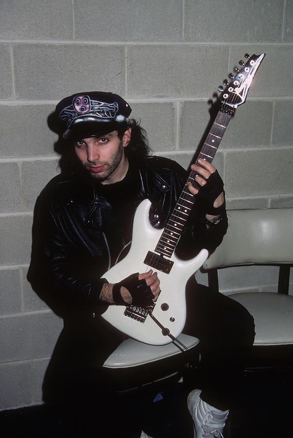 Joe Satriani Photograph - Joe Satriani by Rich Fuscia