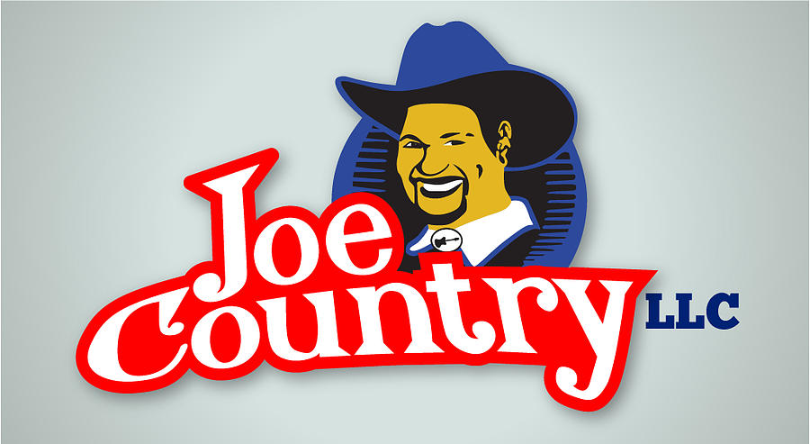 Joecountry Logo_llc Kitchen Digital Art by Joe Greenidge