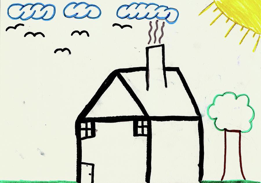 Joel P Drawing by Joel P