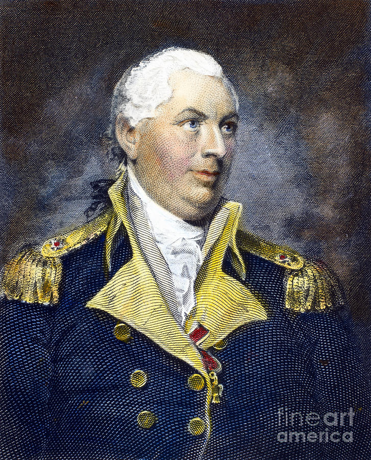 18th Century Photograph - John Barry (1745-1803) by Granger