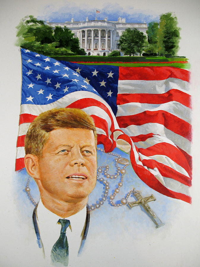 John Kennedy Catholic by Cliff Spohn