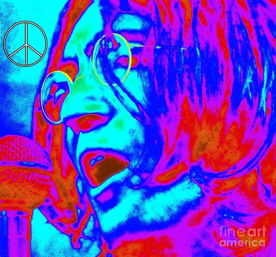 John Lennon Photograph