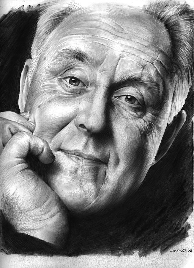 John Lithgow Drawing