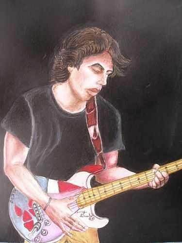 John Mayer Drawing by Portland Art Creations