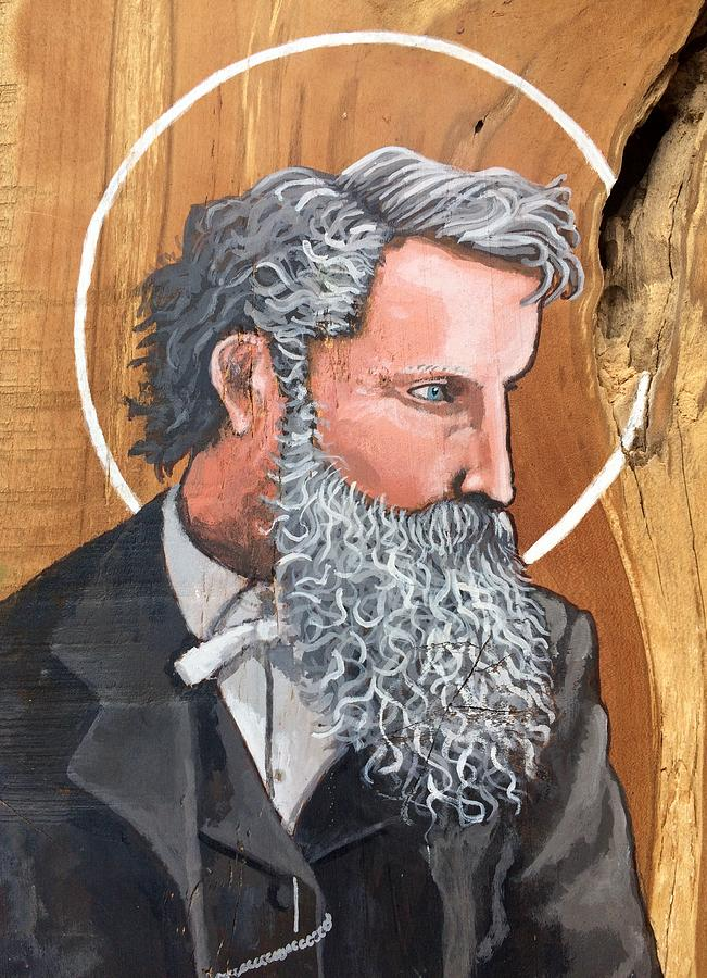 John Muir by Kelly Latimore