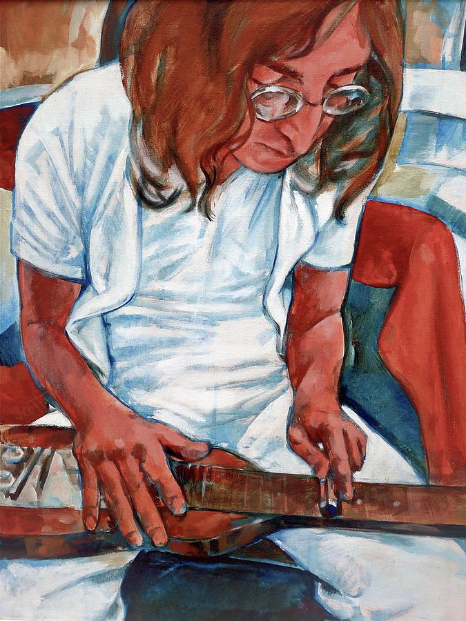 John Painting by Scott Waters