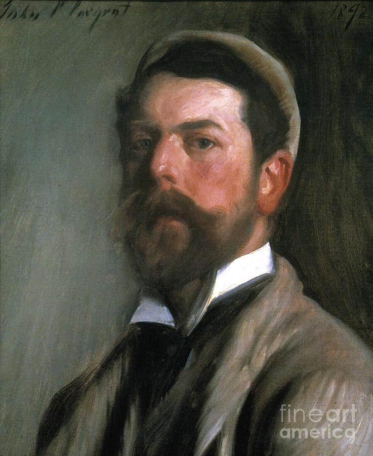 1892 Photograph - John Singer Sargent by Granger