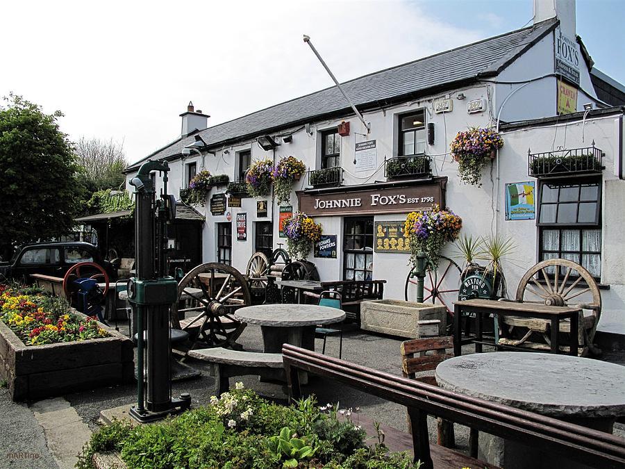 Johnnie Foxs Pub Photograph