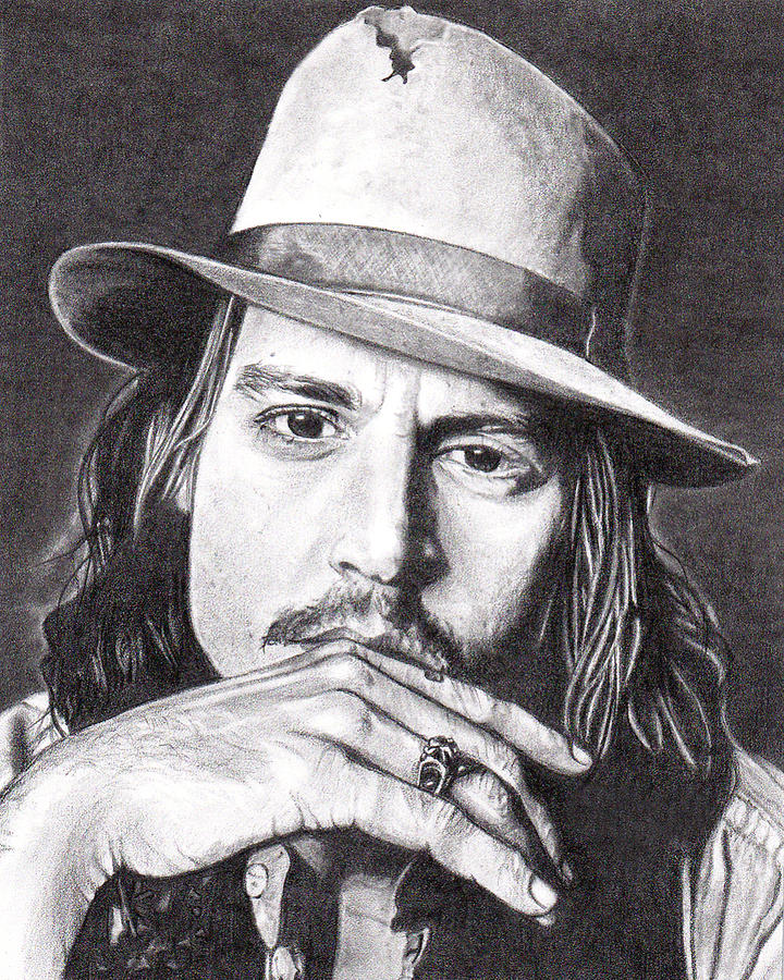 Johnny Depp by Daniel Carvalho