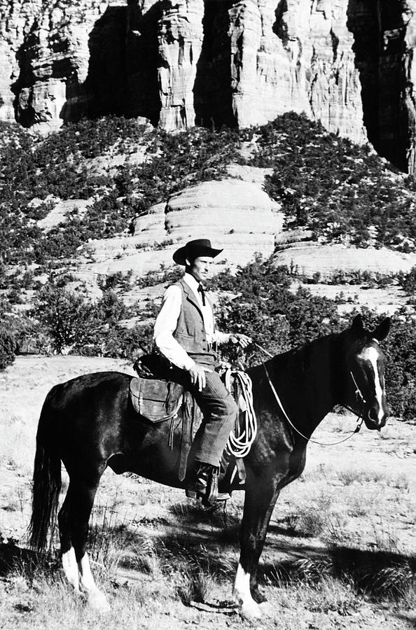 Arizona Photograph - Johnny Guitar 4 by Bob Bradshaw