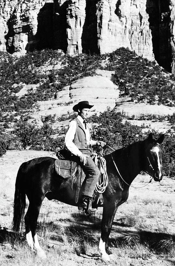 Arizona Photograph - Johnny Guitar 4 by Bob Bradshaw