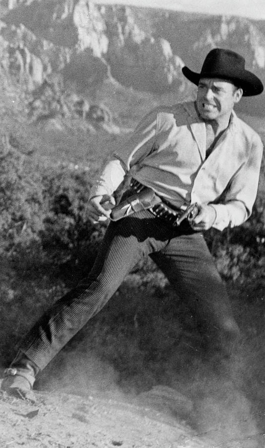 Arizona Photograph - Johnny Guitar 8 by Bob Bradshaw