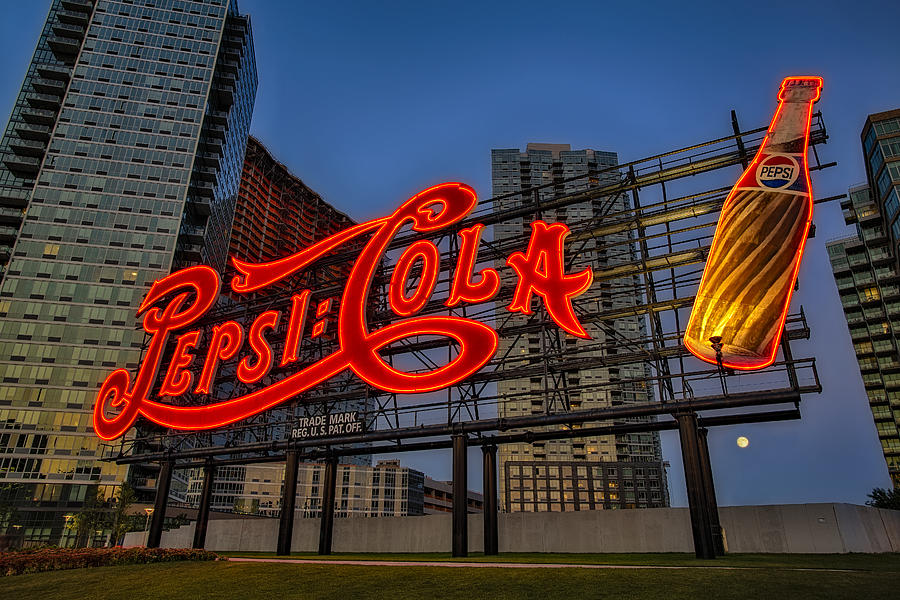 Pepsi Cola Photograph - Join The Pepsi Generation by Susan Candelario