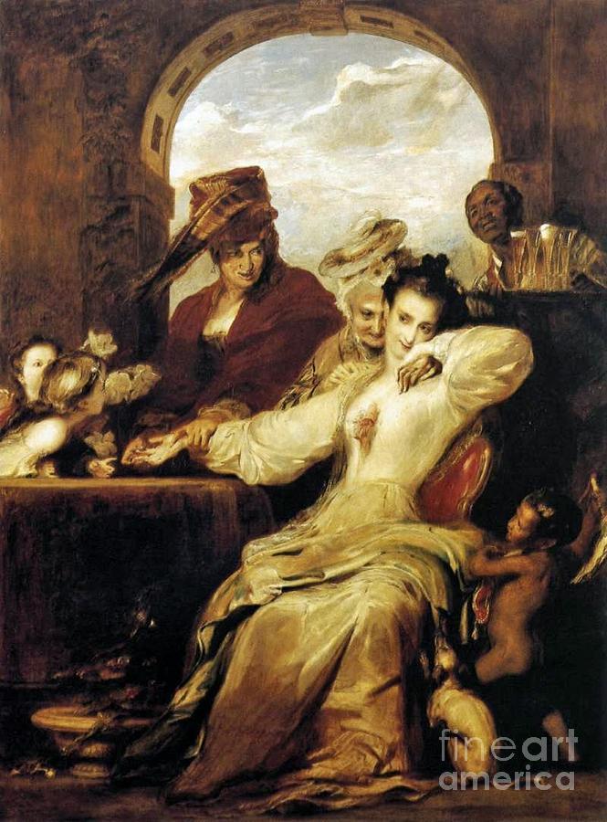 Sir David Wilkie Paintings   Fine Art America