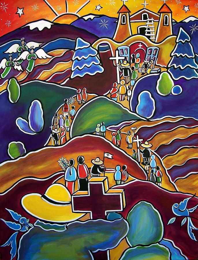 Journey of Hope by Jan Oliver-Schultz