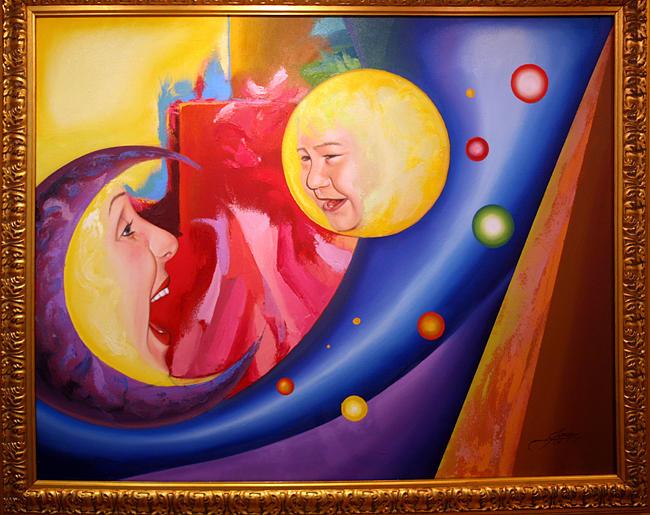 Joy Painting by Chez Jumaqui