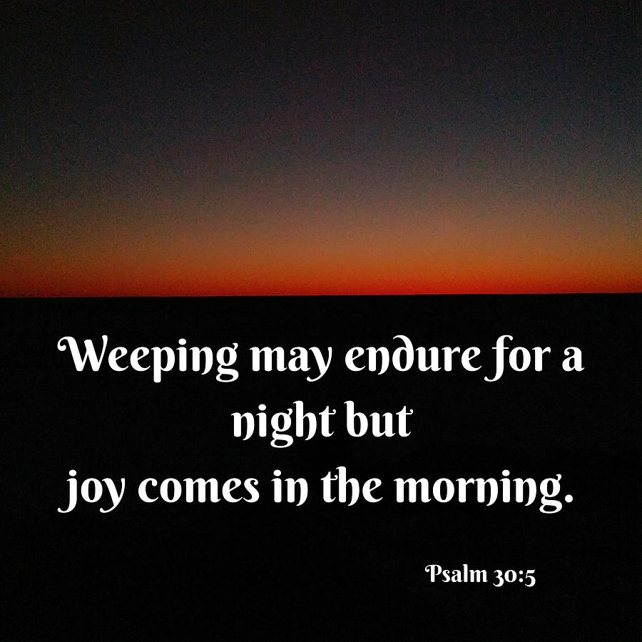 Joy Comes in the Morning by Sharilee Swaity