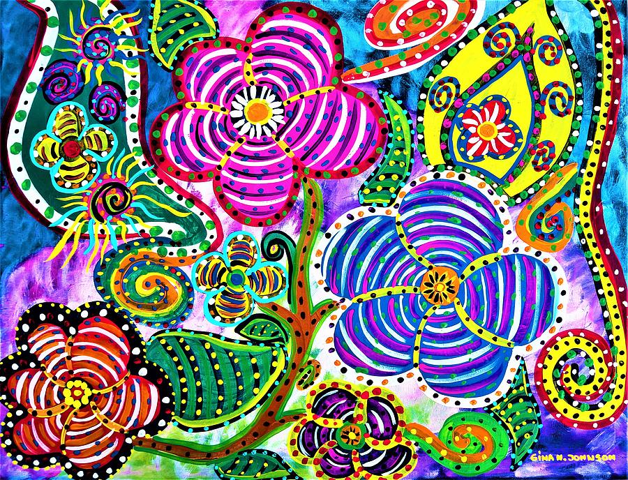 Joy Painting