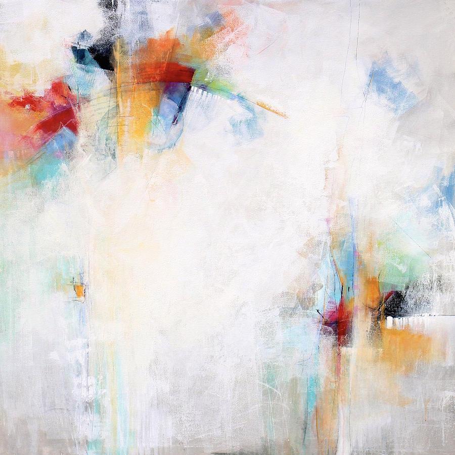 Joyful Painting By Karen Hale