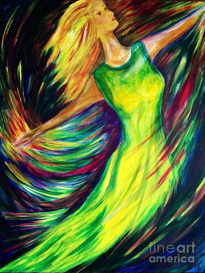 Joy's Dance by Pam Herrick