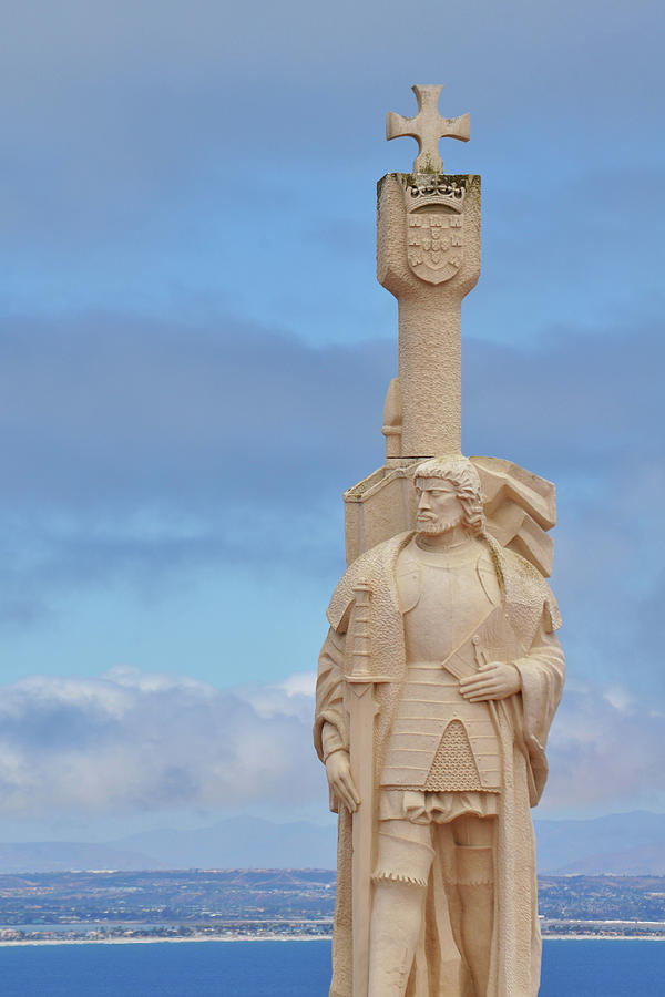 Juan Rodriguez Cabrillo National Monument Portrait