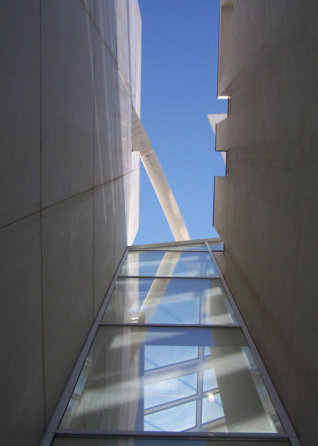 Richard Meier Photograph - Jubilee 3 by Adam Schwartz