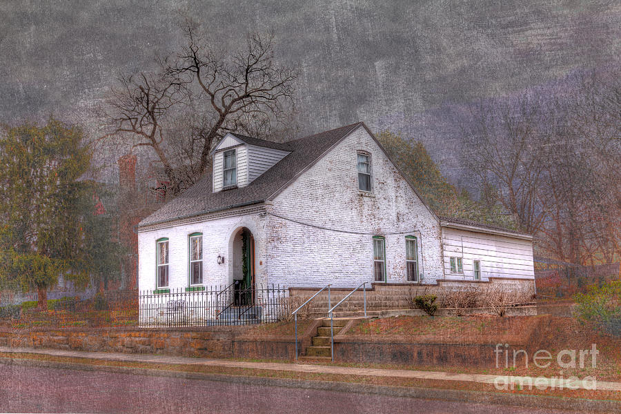 Travel Photograph - Judith House by Larry Braun
