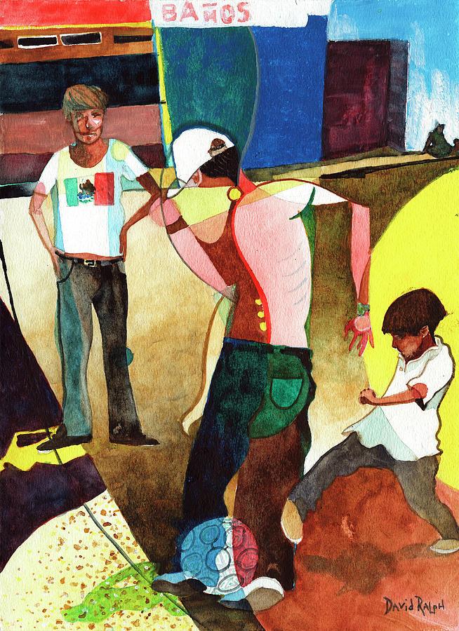 Jugando by David Ralph