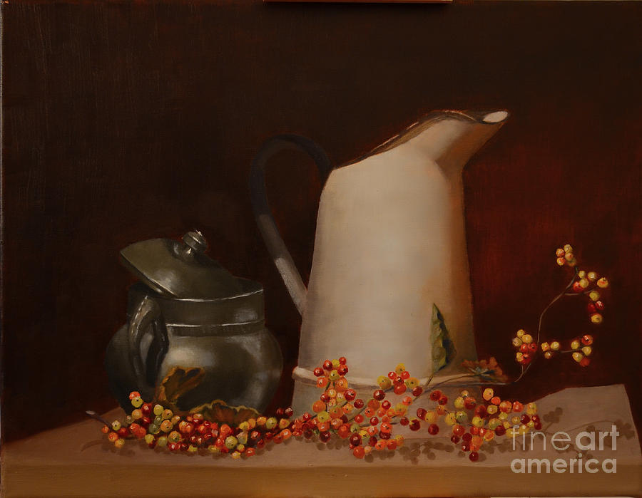 Jugs by Genevieve Brown