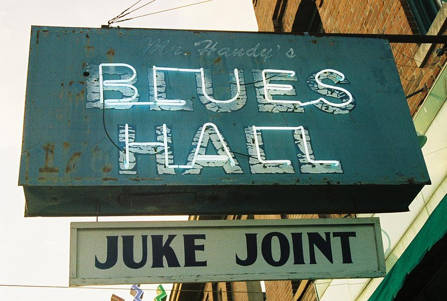 Blues Photograph - Juke Joint by Jame Hayes