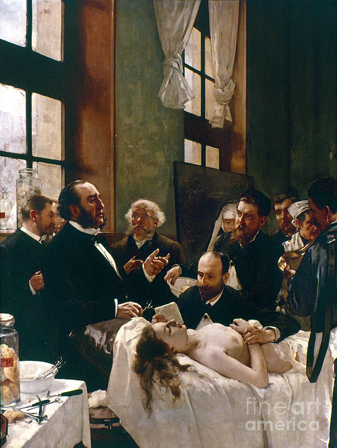 1881 Photograph - Jules Emile Pean (1830-1898) by Granger
