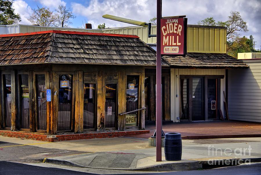 Julian Cider Mill by Alex Morales