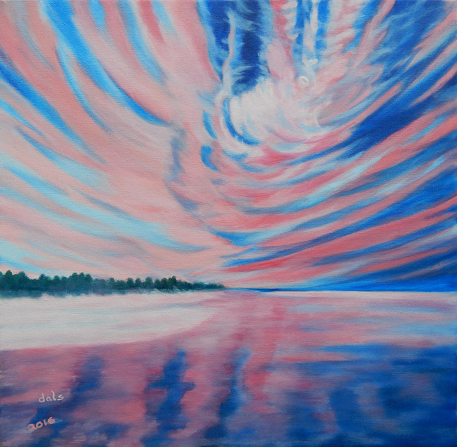 Julie's Sunset by Douglas Ann Slusher