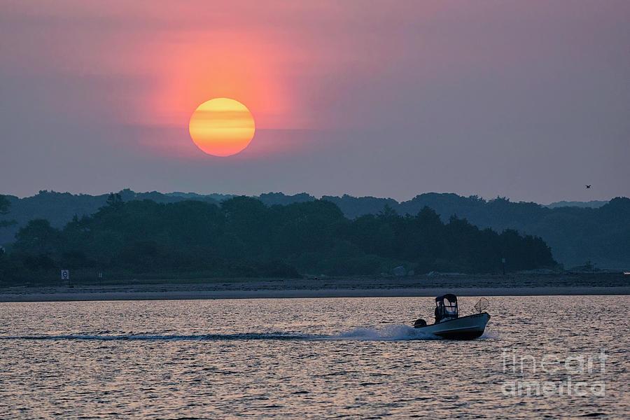July 2nd Sunrise Photograph