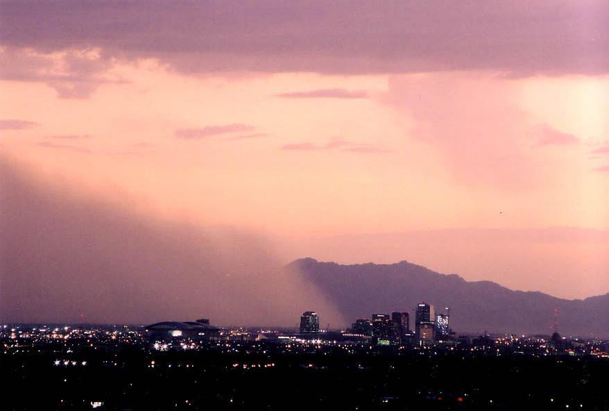 Arizona Photograph - July Dust by Cathy Franklin