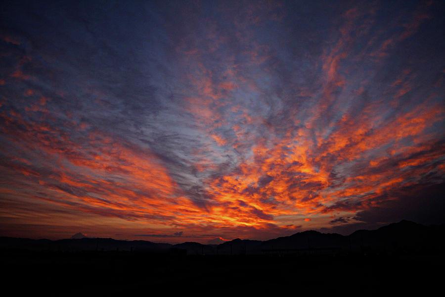 July Sunrise by Paul Marto