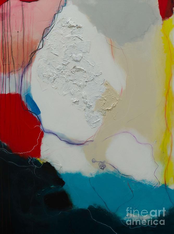 Egg Painting - Jumble Crumble by Christina Hibbard