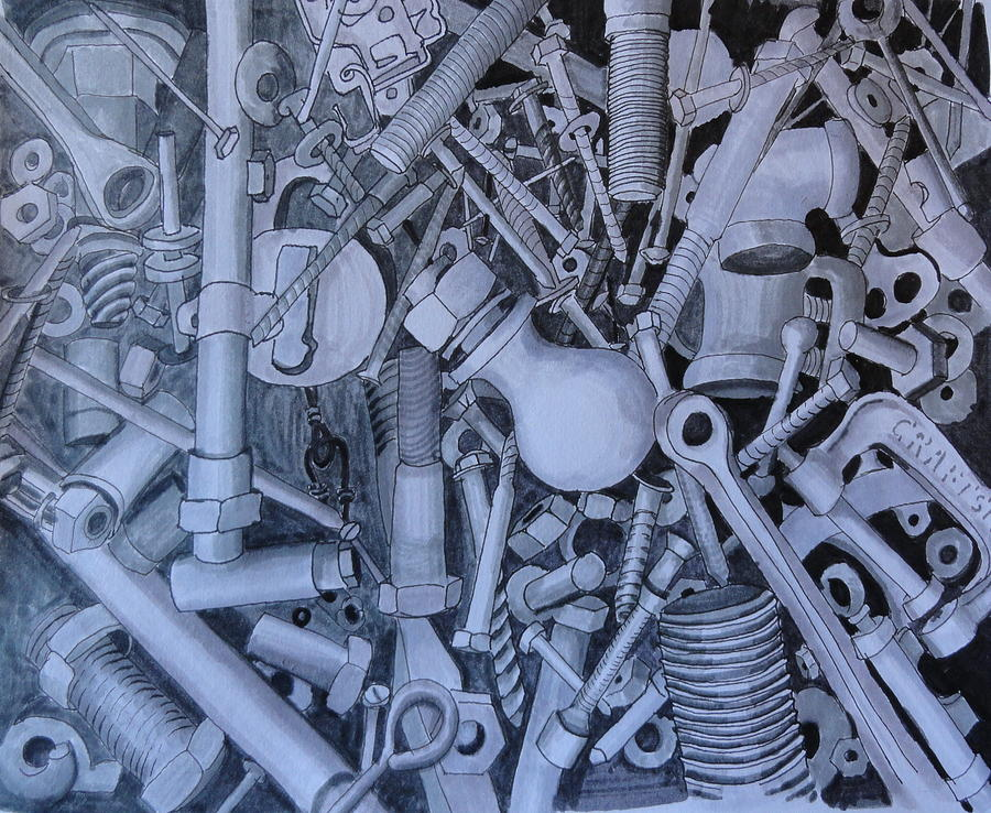 Jumble by Susan Anderson
