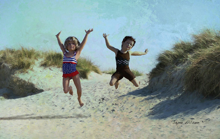 Jump for Joy by Jayne Wilson
