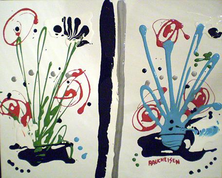 June 12 2009 Painting by Michael Raucheisen
