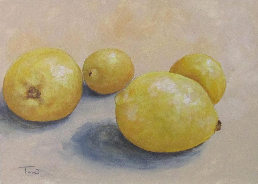 June Lemons by Torrie Smiley