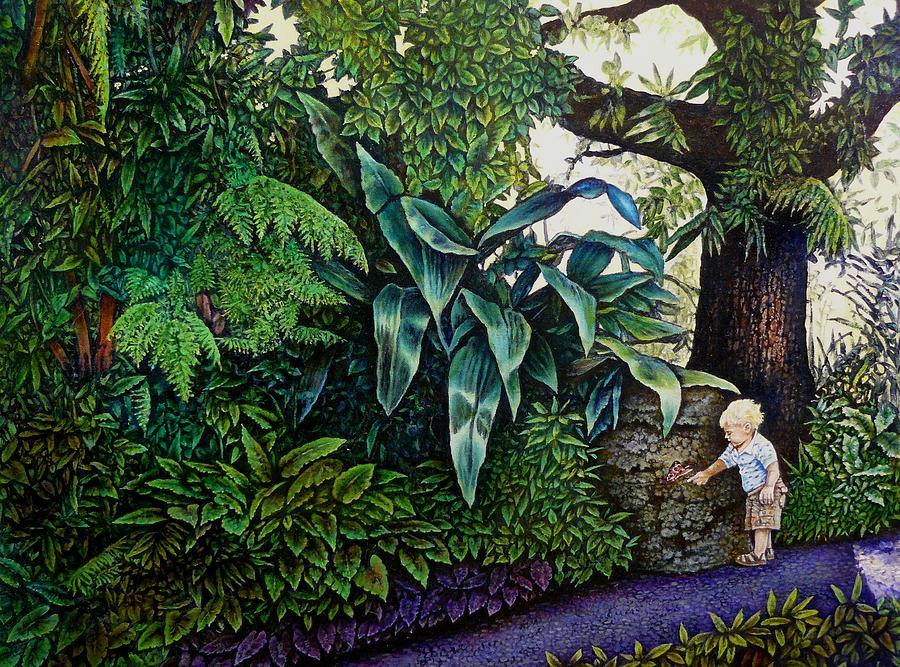 Jungle Boy By Michael Frank