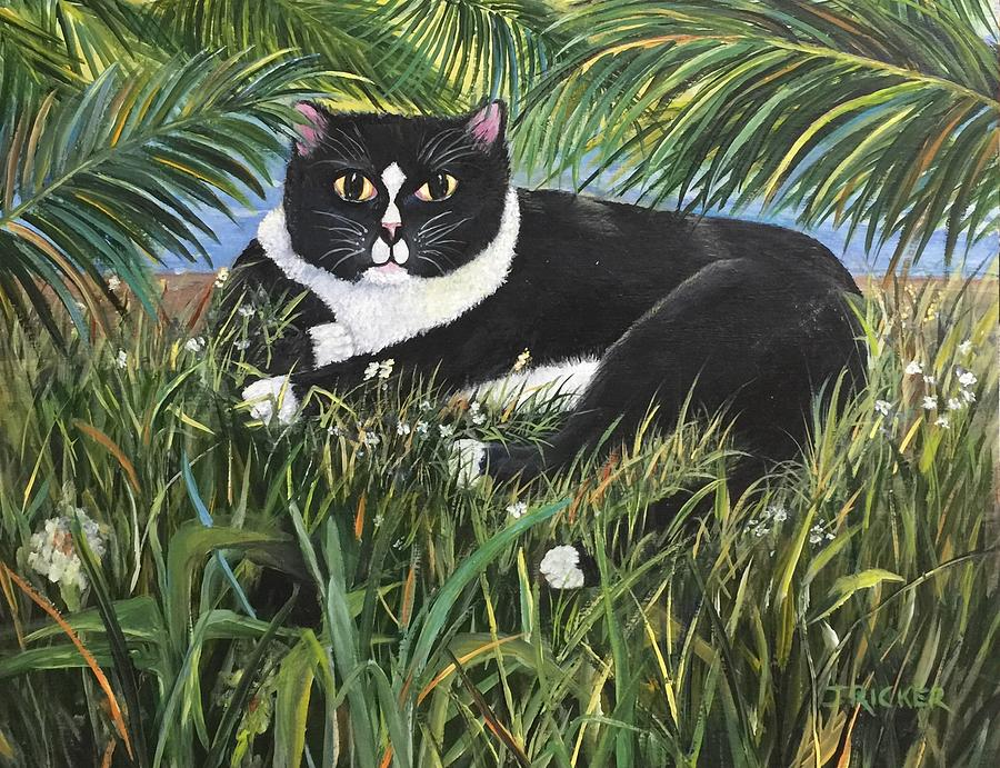 Jungle Kitty by Jane Ricker