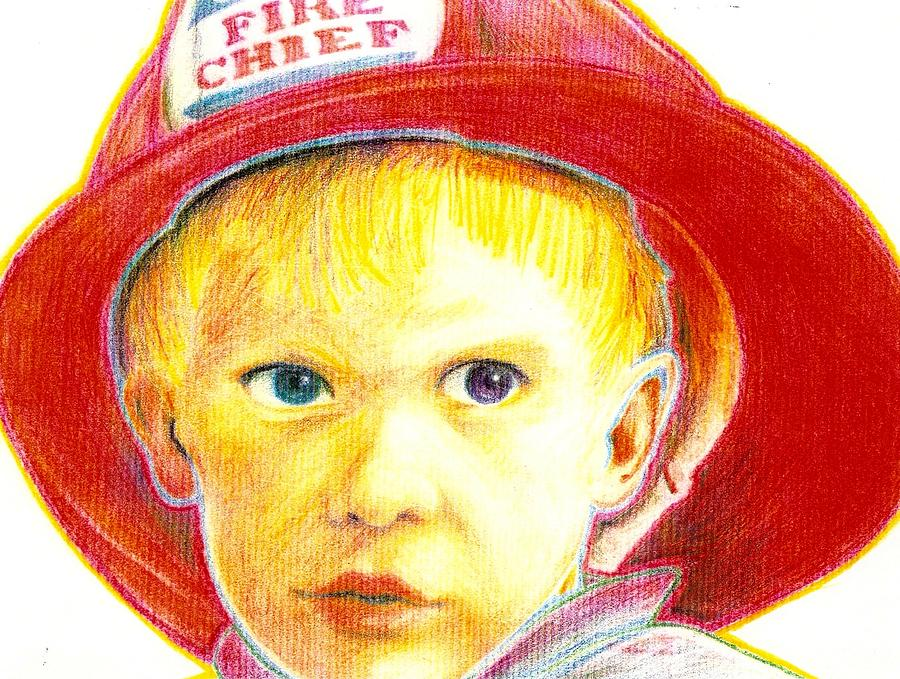 Junior Fire Chief by Jim Harris