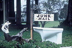 Americana Photograph - Junk Mail by The Signs of the Times Collection