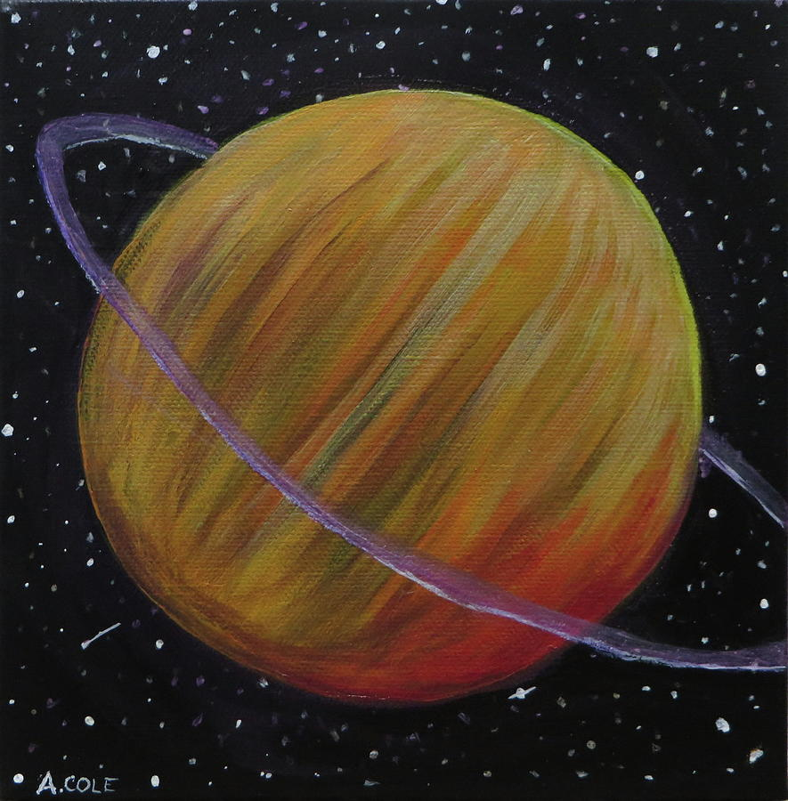 Jupiter by Andrea Cole