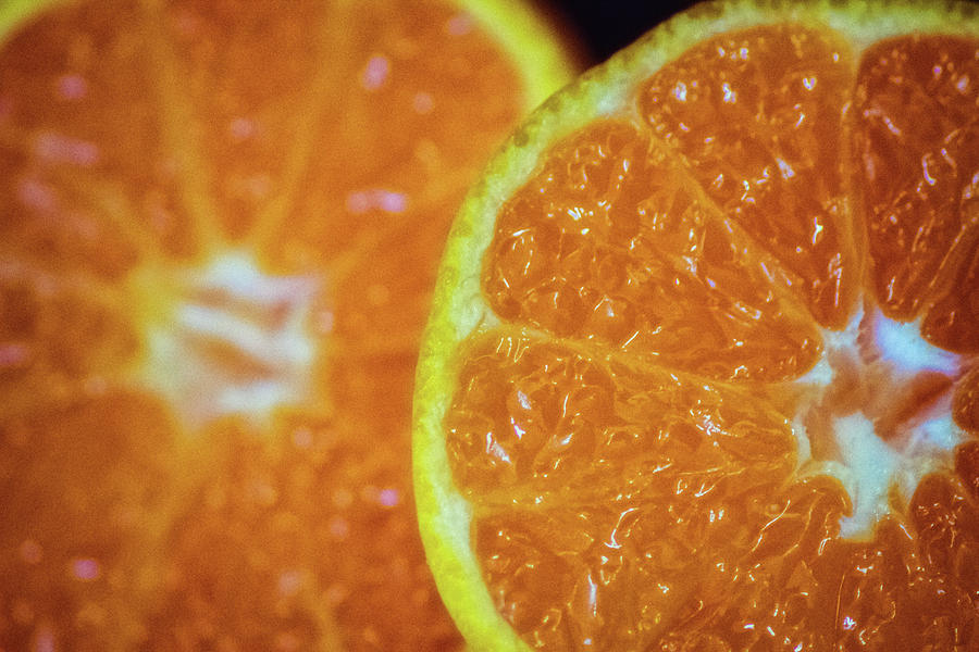 Just An Orange Photograph
